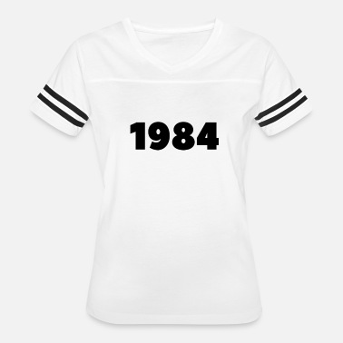 1984 Year Year 1984 Made In 1984 Precious Moment Born - Women's Vintage Sport T-Shirt