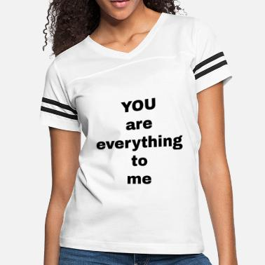 Everything - Women's Vintage Sport T-Shirt