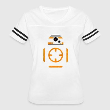 BB8 Splash - Women's Vintage Sport T-Shirt