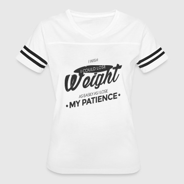 Will trade wife for gasoline 2 - Women's Vintage Sport T-Shirt