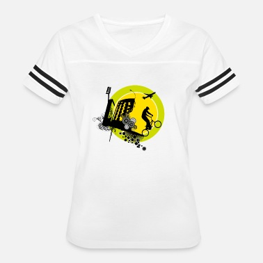 Circle City circle - Women's Vintage Sport T-Shirt