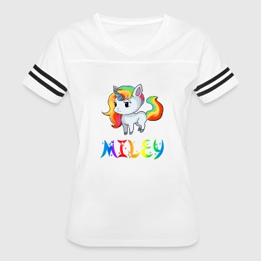 Miley Unicorn - Women's Vintage Sport T-Shirt