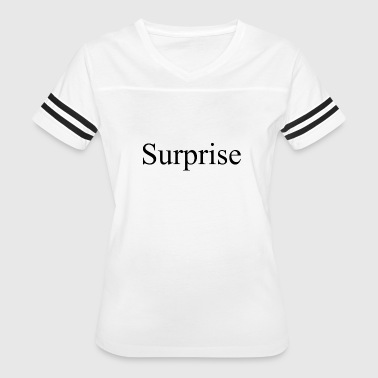 Surprise - Women's Vintage Sport T-Shirt