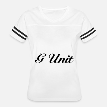 50-cent G Unit 50 Cent Hip Hop Rap Lloyd Banks - Women's Vintage Sport T-Shirt