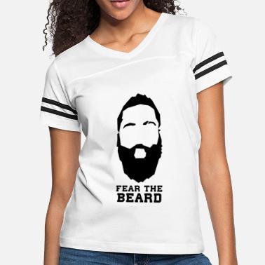 9bf7adc91f4 Fear The Beard James Harden Fear The Beard New James Harden Houston -  Women  39. Women s Vintage Sport T-Shirt