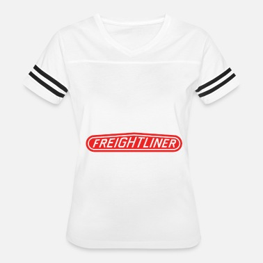 Mini-truck Freightliner Trucks truckers mechanics - Women's Vintage Sport T-Shirt