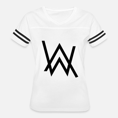 Alan Walker Faded Alan Walker - Women's Vintage Sport T-Shirt