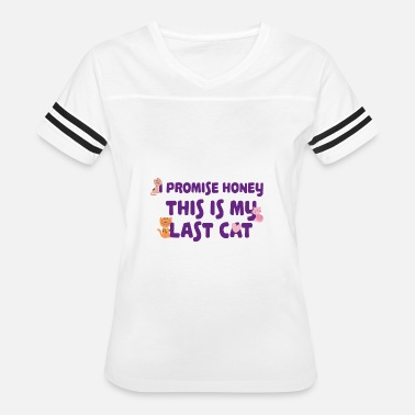 I Promise Honey i promise honey - Women's Vintage Sport T-Shirt