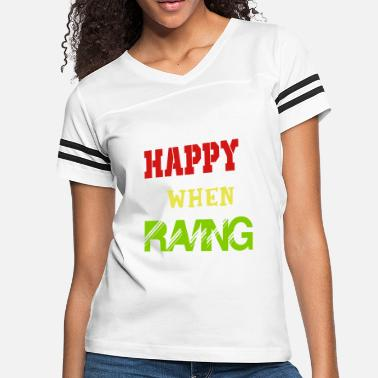 Rave happy when raving - Women's Vintage Sport T-Shirt