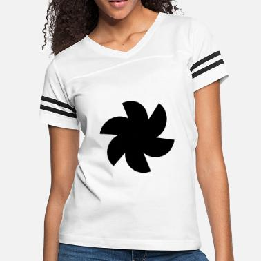 Shape SHAPES FORMEN CLEAN - Women's Vintage Sport T-Shirt