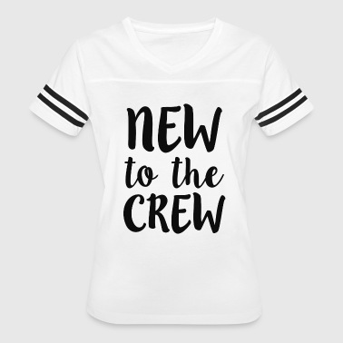 Retro Crew the crew - Women's Vintage Sport T-Shirt