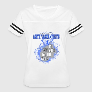 Acute Flaccid Myelitis awareness - Women's Vintage Sport T-Shirt