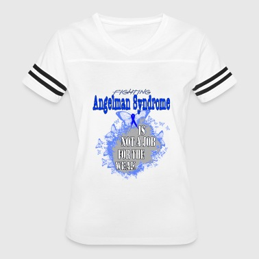 angelman syndrome - Women's Vintage Sport T-Shirt