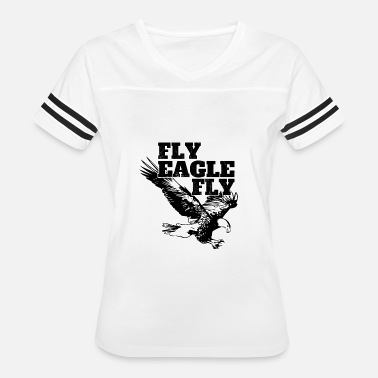 Fly Eagles Fly Fly Eagles Fly – Bird Gang - Philly - T-Shirt - Women's Vintage Sport T-Shirt