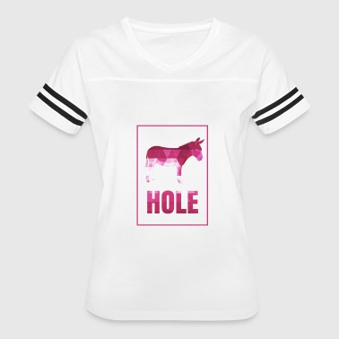 Hole - Women's Vintage Sport T-Shirt