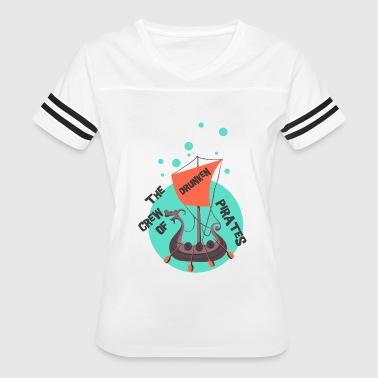 The Crew Sea of Thieves - Women's Vintage Sport T-Shirt