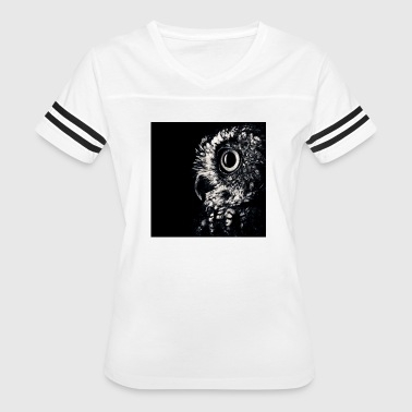 Owl T-shirt limited edition - Women's Vintage Sport T-Shirt