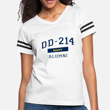 e85c5996 Alumni DD 214 U.S. Navy Alumni T Shirt for a Retired Hero - Women&#39. Women's  Vintage ...