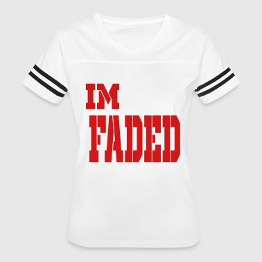 Im Faded im faded - Women's Vintage Sport T-Shirt