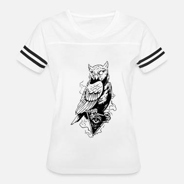 6cdd089ce6852b Illuminati Owl Bird Men NEW Wellcoda owl Women s 50 50 T-Shirt ...
