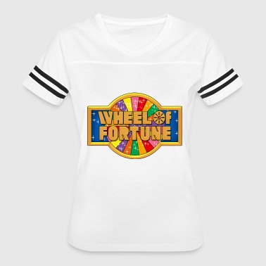 Fortune Wheel Of Fortune - Women's Vintage Sport T-Shirt