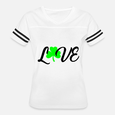 Nature Love love nature - Women's Vintage Sport T-Shirt
