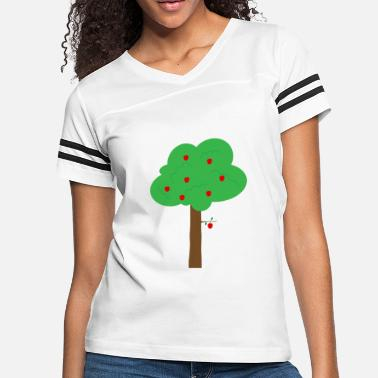 Apple Tree apple tree - Women's Vintage Sport T-Shirt