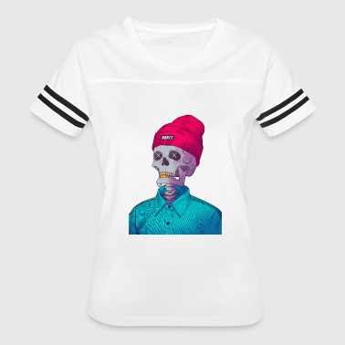 Skeleton gang member - Women's Vintage Sport T-Shirt