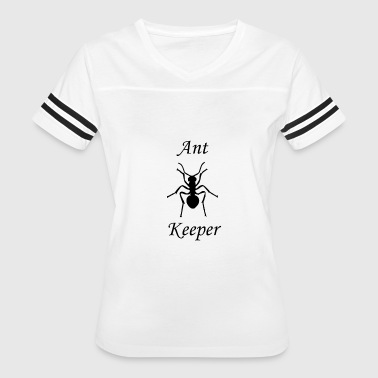 Ant Keeper (black) - Women's Vintage Sport T-Shirt