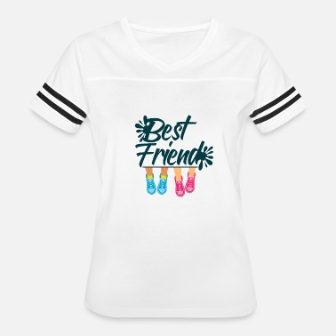 And Sit Together best friends boys sitting together legs - Women's Vintage Sport T-Shirt