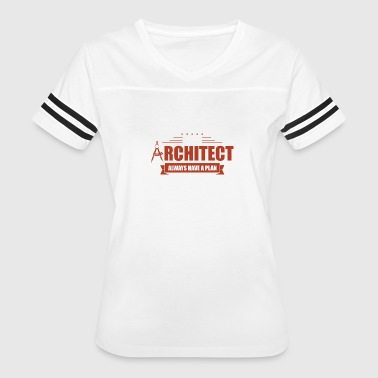 Gift For Architect Architect - Women's Vintage Sport T-Shirt