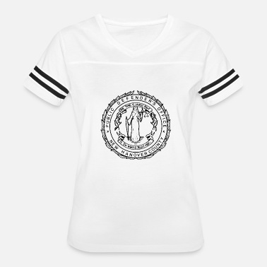 Public Viewing Public Defender - Women's Vintage Sport T-Shirt