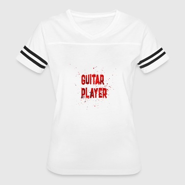Guitar God GUITAR GOD 2 - Women's Vintage Sport T-Shirt