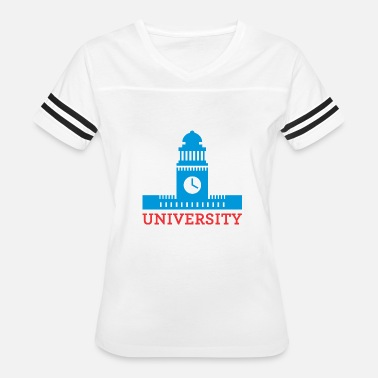 University Researcher University - Women's Vintage Sport T-Shirt