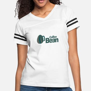 Bean Monster Coffee bean - Women's Vintage Sport T-Shirt