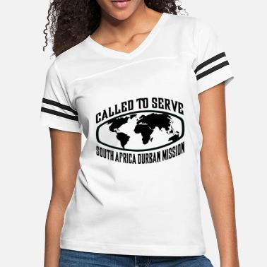 Africa South Africa Durban Mission - LDS Mission CTSW - Women's Vintage Sport T-Shirt