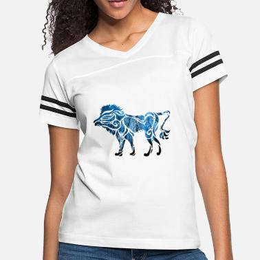 Lion Heart - Women's Vintage Sport T-Shirt