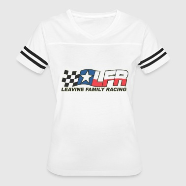 Family Racing 1 Leavine Family Racing - Women's Vintage Sport T-Shirt
