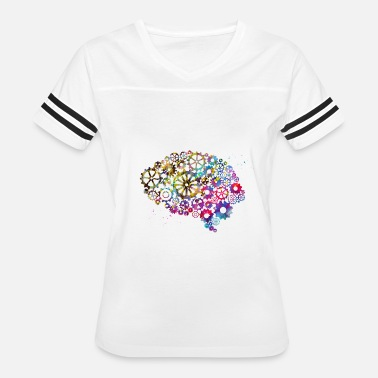 Mechanical Brain Brain Mechanism - Women's Vintage Sport T-Shirt