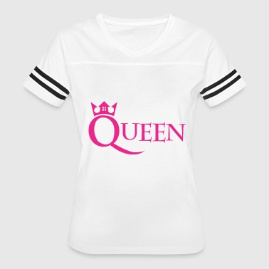 Palace Palace queen of the palace - Women's Vintage Sport T-Shirt