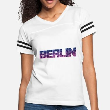West Berlin Berlin - Women's Vintage Sport T-Shirt