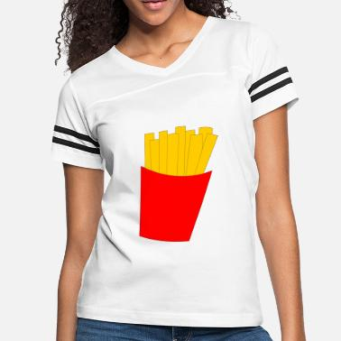 French Fries French Fries - Women's Vintage Sport T-Shirt