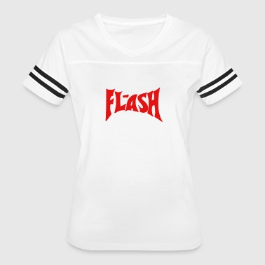 Flash Gordon FLASH GORDON CLASSIC MOVIE - Women's Vintage Sport T-Shirt