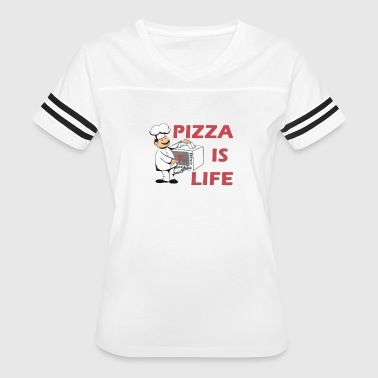 Pizza Love Pizza Is Love Pizza is life - Women's Vintage Sport T-Shirt