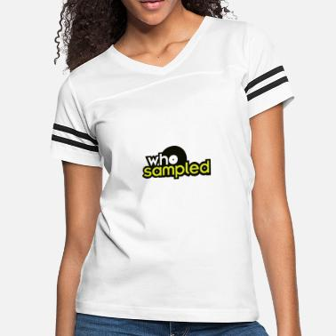 Free Samples who sampled - Women's Vintage Sport T-Shirt