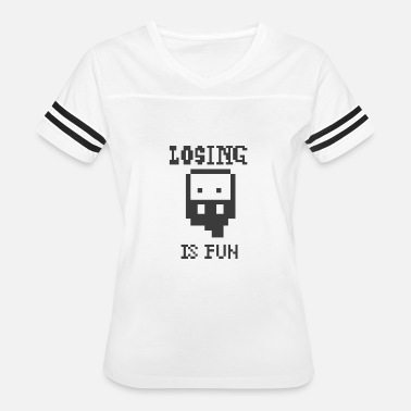 Dwarf Fortress ZM403 Just Now - Women's Vintage Sport T-Shirt
