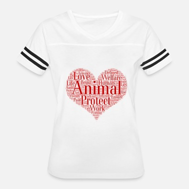 Animal Protect Animal Protection - Women's Vintage Sport T-Shirt