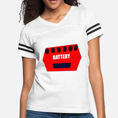 Batteries BATTERY - Women's Vintage Sport T-Shirt