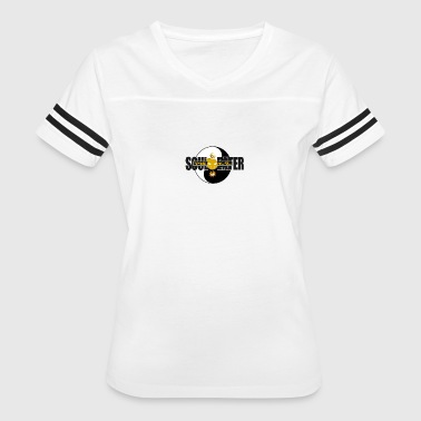 Cool Soul Eater Yin And Yang - Women's Vintage Sport T-Shirt