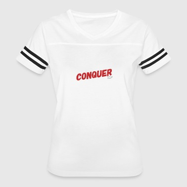 CONQUER FROM WITHIN SERIES FROM SPECTRUM - Women's Vintage Sport T-Shirt
